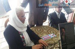 برج میلاد - مجسمه واقع گرایانه جلال آل احمد و سیمین دانشور - سایت کجا بریم